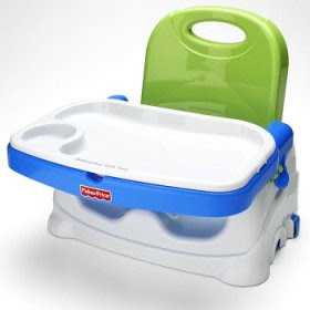 Fisher Price Booster Seat High Chair.