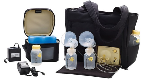 Medela Pump in Style Advanced Breast Pump.