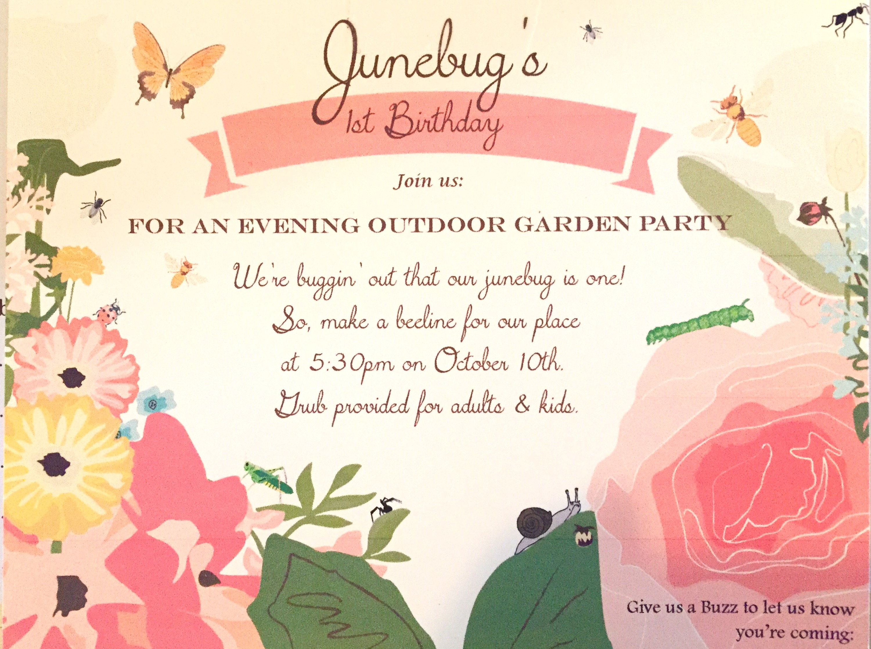 Party – Elizabeth McKinney
