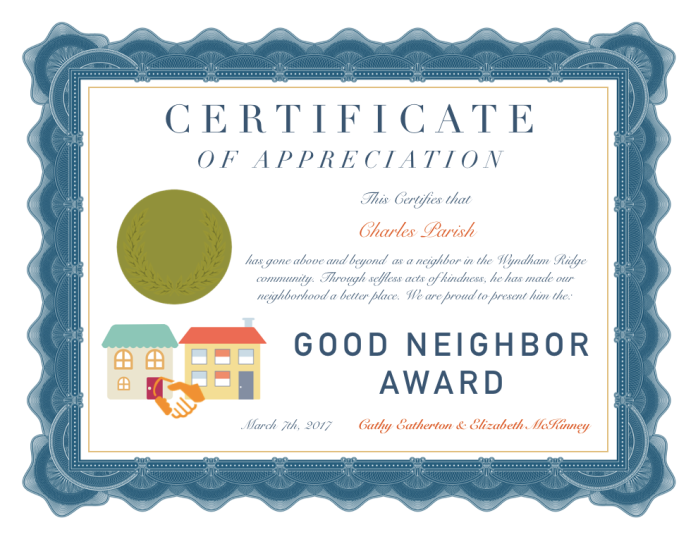 GoodNeighbor Award.png